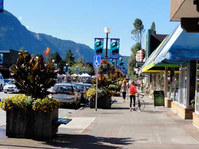Squamish Downtown